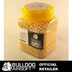 10000 BB Ammo 0.12g BullDog Ultra Grade Airsoft V3 Pellets